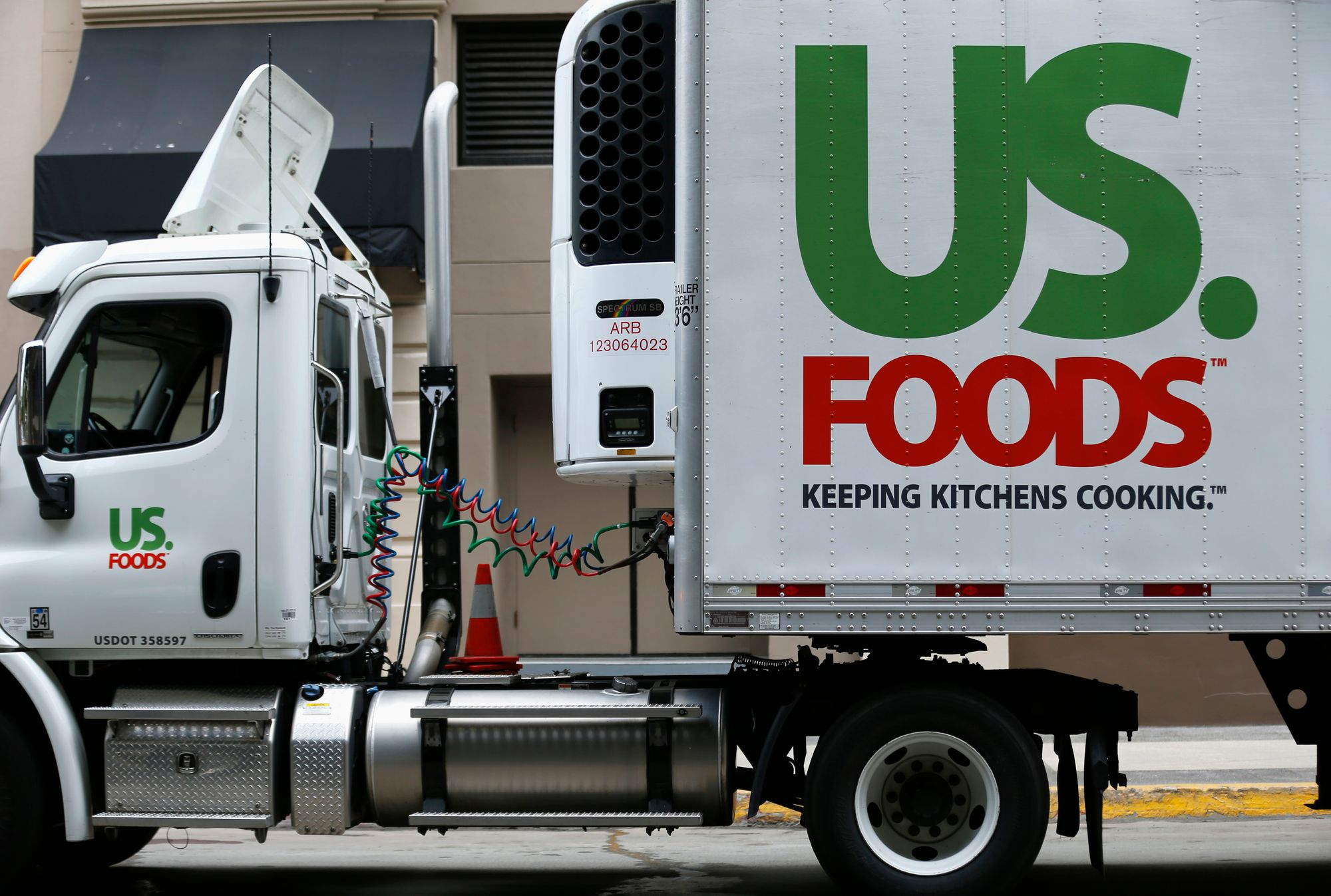US Foods Keeps Kitchens Cooking With Virtual Brands